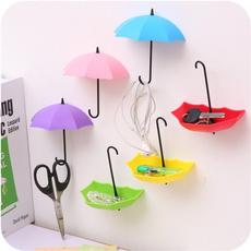 cute, Bathroom, Umbrella, kitchenandhome