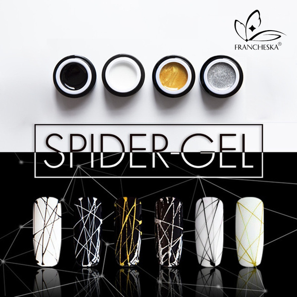 spidergel, art, Beauty, Nail Polish