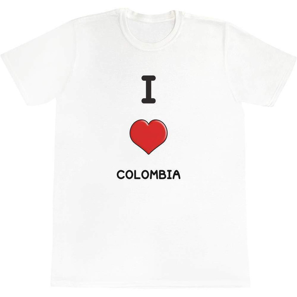 Cotton, Love, Shirt, colombia