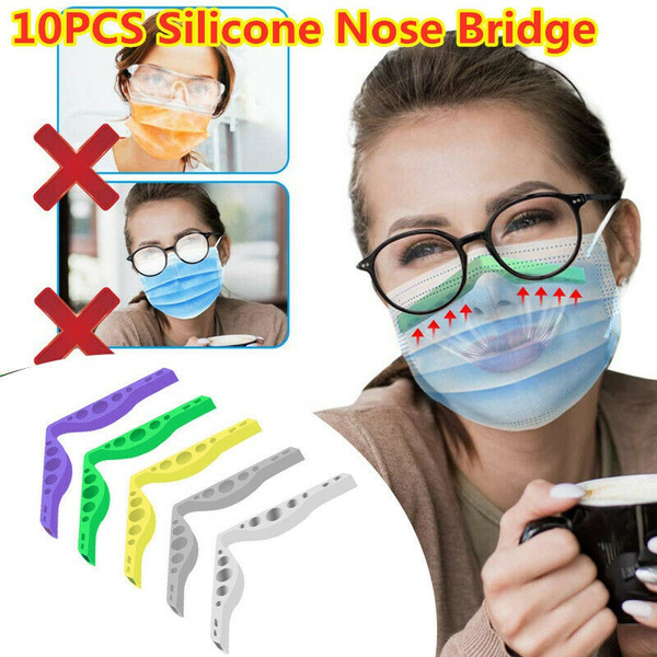 nosebridgestrip, antifoggingnoseclip, Clip, diymask