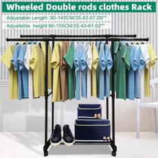 standing, Heavy, coathatrack, clothescoatstand