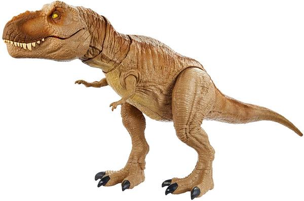 rex, primal, feature, roarin
