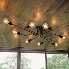 industrialceilinglight, Kitchen & Dining, Modern, Home