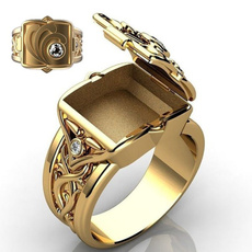 DIAMOND, Jewelry, Gifts, 18k gold ring
