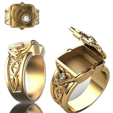 Fashion, Jewelry, Gifts, Silver Ring