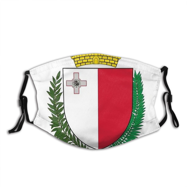 windproofcover, nationalemblemofmalta, Masks, national