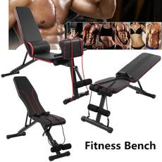 weightworkout, Foldable, fitnessadjustablebench, Home & Living