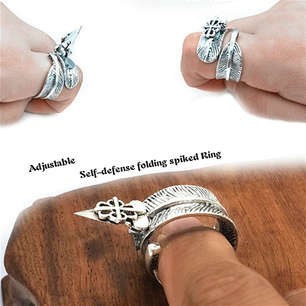 Jewelry, Gifts, thorn, selfdefense