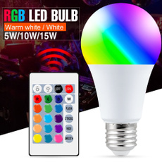 lampada, controllamp, led, Colorful