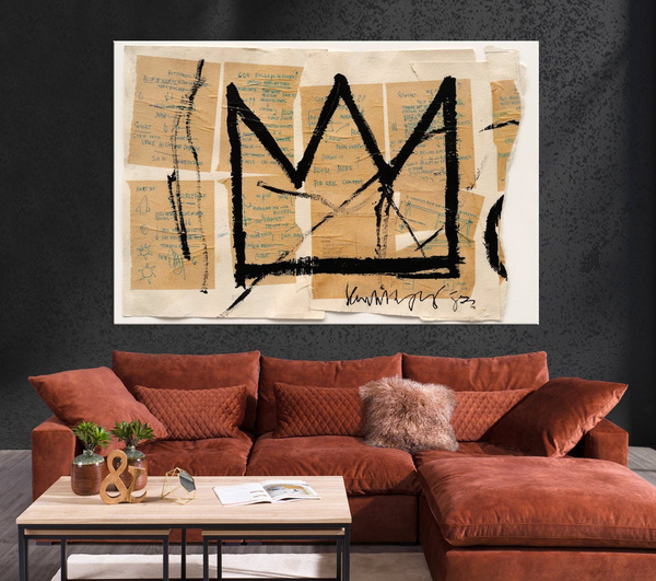 King, canvasart, art, Home Decor