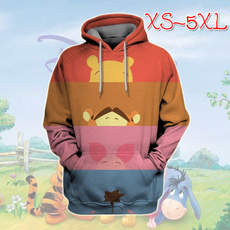 cute, Plus Size, hooded, Long Sleeve