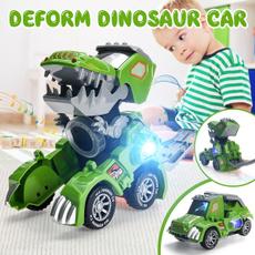 deformedcar, Toy, dinosaurtoy, Electric