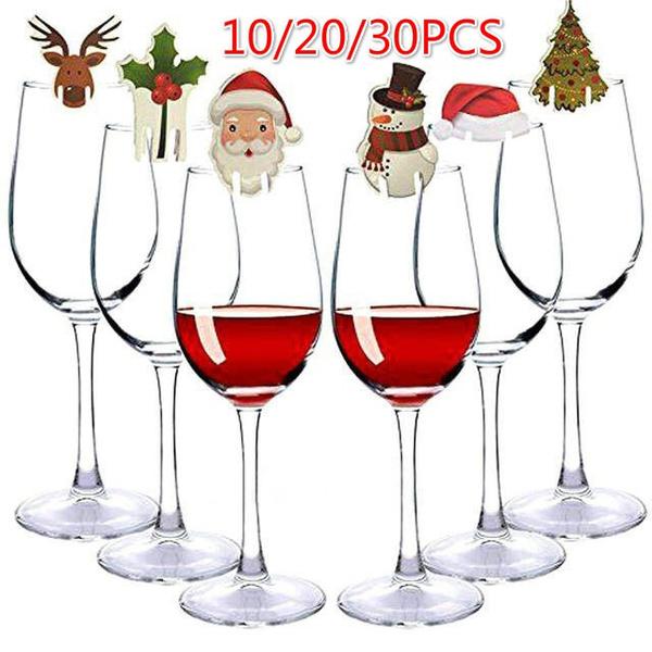 Glass, decoration, christmascupcard, Wedding