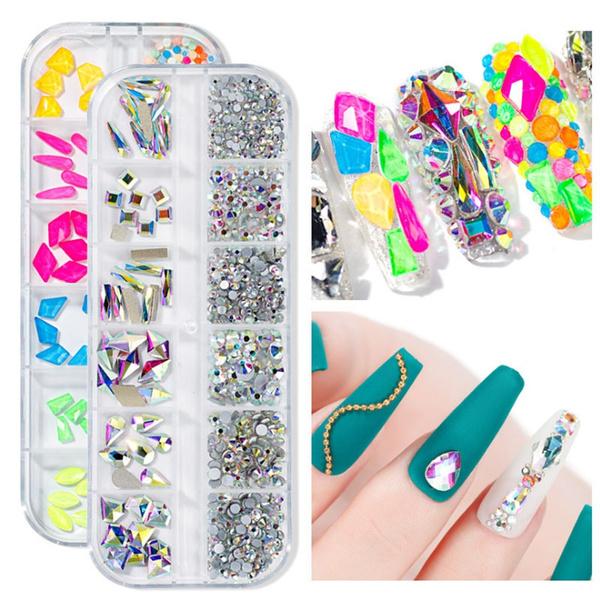nail decoration, art, Beauty, Nail Art Accessories
