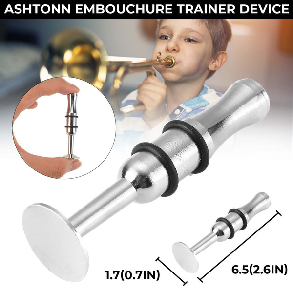 embouchuretrainingdevice, trombonemouthpiece, mouth, embouchurebuilderfortrumpet