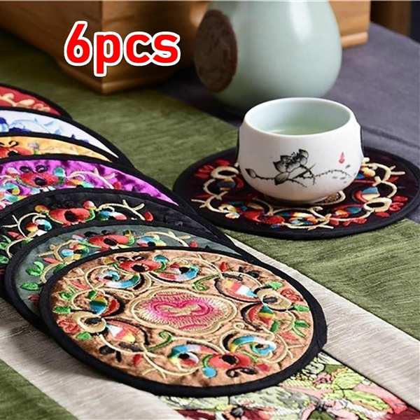 Coasters, Mats, antihot, chineseculture