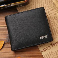 leather wallet, shortwallet, Shorts, leather purse
