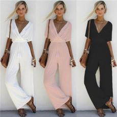 trousers, pants, slim, short sleeves