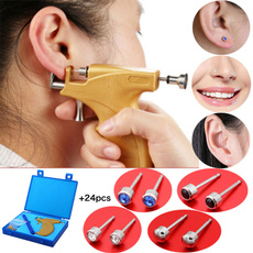 eargun, lipstud, earstudsearring, perforatedstudtoolkit