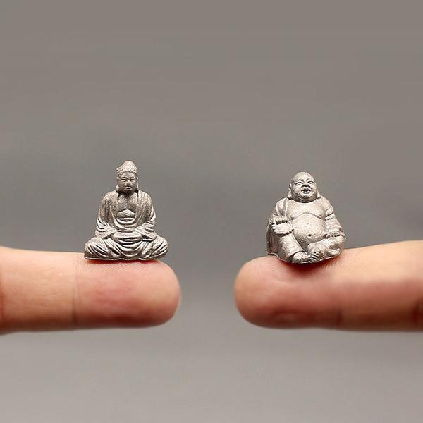 Bonsai, Home Decor, maitreyabuddhastatue, figurinesminiature