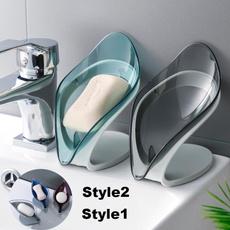 Box, leafshapesoapbox, Bathroom, soapbox