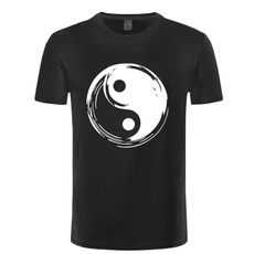 Summer, Fashion, Shirt, Chinese