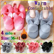 non-slip, cute, shoes for womens, warmslipper