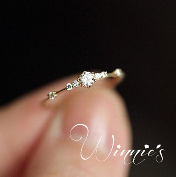 DIAMOND, wedding ring, Jewelry, gold