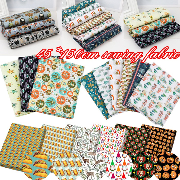 printfabric, Quilting, Patchwork, Sewing