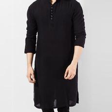 kaftanblouse, Muslim, tunic top, Long Sleeve