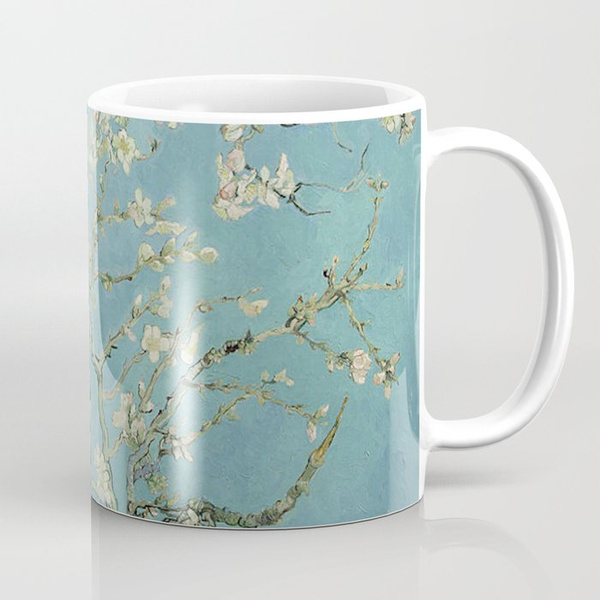 Coffee, Vans, Cup, blossom