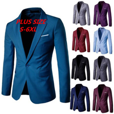 businesssuit, Plus Size, Casual, Casual Jackets