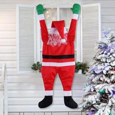 Christmas, Festival, Santa Claus, Ornament