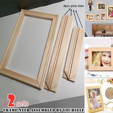 Photo Frame, wallframe, diyphotoframe, staircase