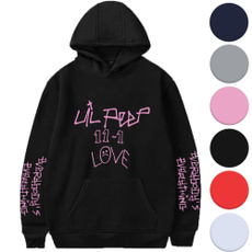 Couple Hoodies, lilpeep, Fashion, long sleeve sweater