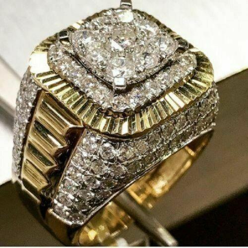 Fashion, wedding ring, gold, anilloshombre