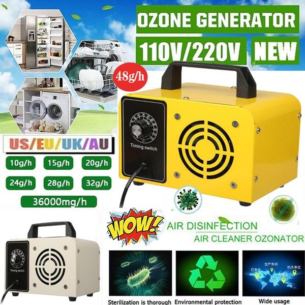 Machine, ozonedisinfectionmachine, Home & Kitchen, Home & Living