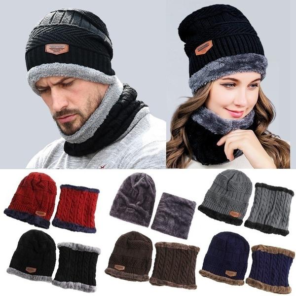 knitted, Fleece, Fashion, Winter