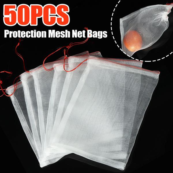 packaging, fruitstoragebag, Drawstring Bags, vegetableprotectionbag