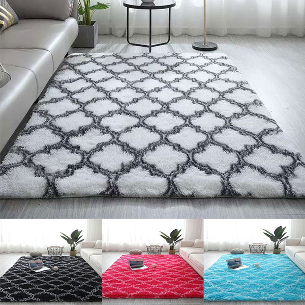 beigecarpet, fluffy, area rug, Rugs