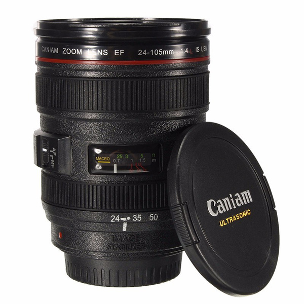 camerathermoscup, Coffee, Home Decor, cameralenscup