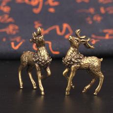 Brass, Copper, purecopperdeerornament, Ornament