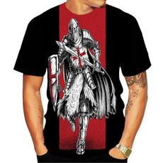 Fashion, Shirt, templar, knight