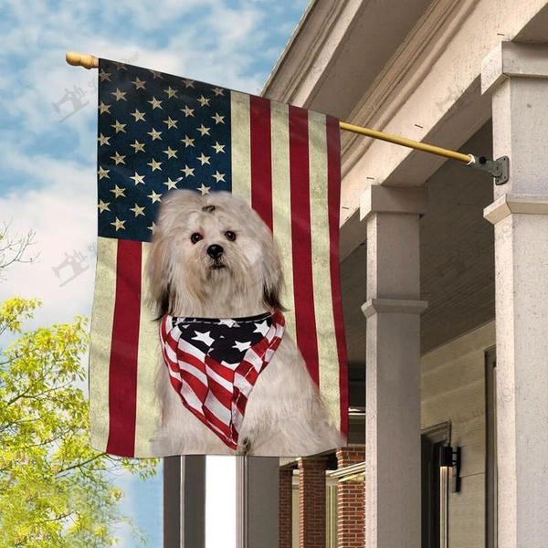 customlabel0wishflag, Polyester, Home Decor, Pets