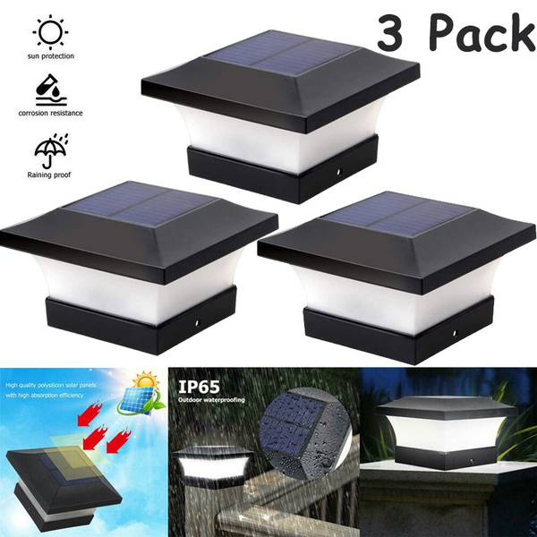 Patio & Garden, led, yardlight, postcaplight