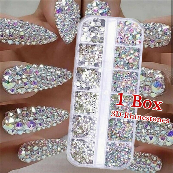 Nails, nail stickers, Women's Fashion & Accessories, art