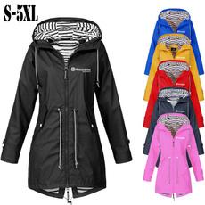 waterproofcoat, Plus Size, Tops & Blouses, Winter