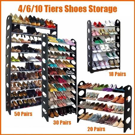 shoesrackcase, Steel, Home & Living, shoerackstand
