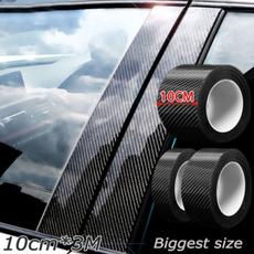 Car Sticker, carbonfibervinylfilm, Door, car decal