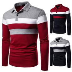Fashion, Tops & T-Shirts, Sleeve, Autumn Shirts